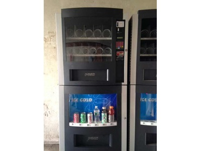 combo vending machine for sale by owner