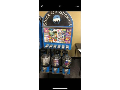 Sticker Vending Machine for Sale