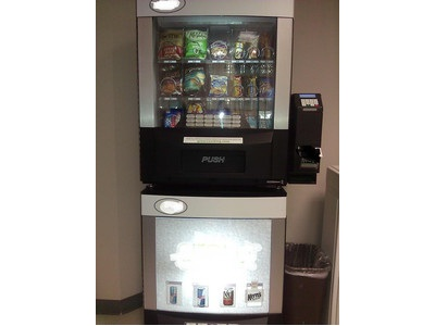 Snack and Beverage Vending Machines